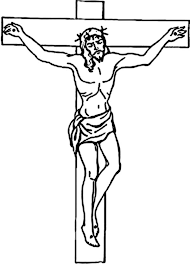 good friday coloring pages jesus crucifix cross batch coloring