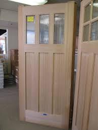 3 Panel Exterior Door Exterior Door Slabs Evergreen Floors And Doors