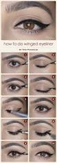 How To Pencil Eyebrows How To Do Winged Eyeliner Like A Boss Beauty Blogger Makeup