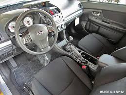 2013 Sti Interior 2013 Impreza Subaru Specs Options Dimensions And More