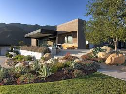 contemporary landscaping simple contemporary landscaping designs with big rocks modern