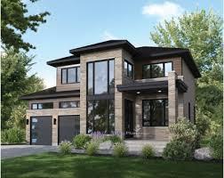 two story house plans de maison à étage planimage