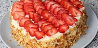jeux de aux fraises cuisine gateaux gâteau coeur aux fraises pas cher recette sur cuisine actuelle