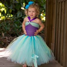 Mermaid Costumes Child Little Mermaid Costumes Online Get Cheap Little Mermaid Birthday Dress Aliexpress Com