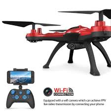 Video One 3d Amazon Com Goolrc T5w Wifi Fpv Drone With Camera Live Video
