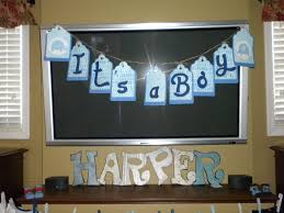 baby harpers elephant themed baby shower close up of wooden
