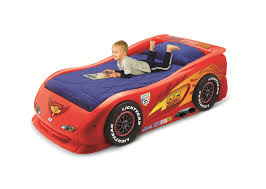 step2 corvette toddler to bed with lights race car bed for toddlers great for