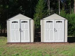 Rubbermaid Roughneck Gable Storage Shed Accessories by Sheds Rubbermaid Horizontal Storage Shed 32 Cubic Ft Home Depot