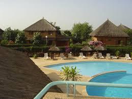 Pool Guest House Guest House De Charme Nianing Senegal Booking Com