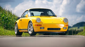 ruf porsche 911 ruf ctr the story of the yellowbird drivetribe