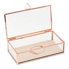 personalized jewelry box gold personalized jewelry box