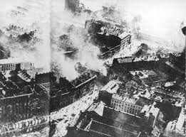 siege air siege of warsaw 1939