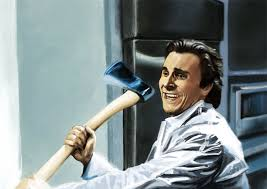 Axe Meme - image 323144 patrick bateman with an axe know your meme