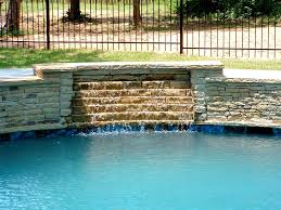 swimming pool waterfall designs pools with waterfalls home decor