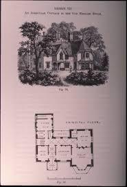 old english cottage house plans historic english cottage floor plans architecture pinterest