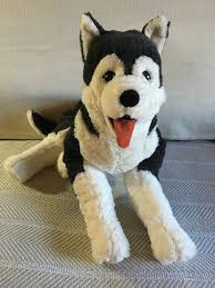 ikea husky plush by webkinzjourneys on deviantart