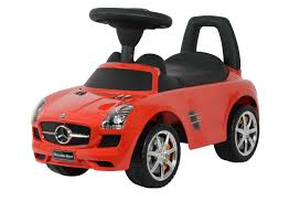 mercedes benz licensed manual ride on model 332 white ricco toys