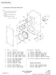 sony sse420 service manual immediate download