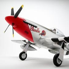 51d mustang e flite p 51d mustang 1 2m bnf basic scale warbird rc airplane