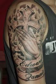 religious sleeve tattoos ideas for tattoos
