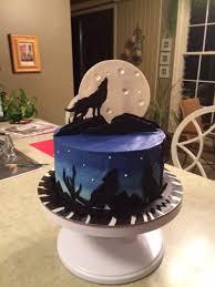 Cake Boss Halloween Cakes Wolf Cake U2026 Em U0027s Stuff Pinterest Wolf Cake Wolf And Cake