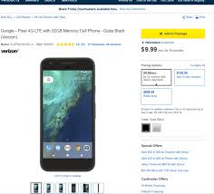 best black friday cell phone deals black friday and cyber monday deals google pixel xl