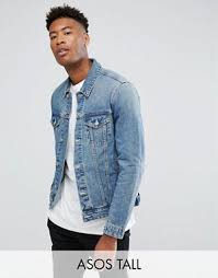 light blue denim jacket mens denim jackets for men men s denim jackets asos