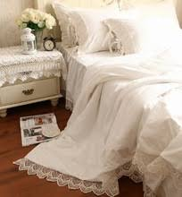 buy white ruffle duvet and get free shipping on aliexpress com