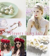 floral hair accessories style floral hair accessories peaceful dumpling