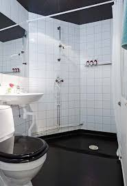 small black and white bathrooms ideas 100 images fabulous