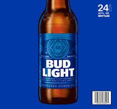 Bud Light Beer 24 Pack 12 Fl Oz Walmart Com