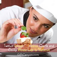 gift ideas for chefs twelve great gift ideas chefs and cooks would like to receive