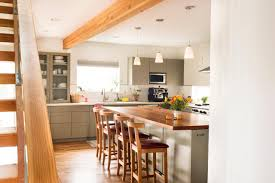 Kitchen Open To Dining Room by A Kitchen Is Given An Energy Efficient Makeover Hgtv