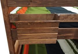 Laguna Bunk Buddy Magazine Rack Bedrooms First - Trendwood bunk beds