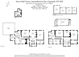 cardiff residence floor plan 6 bedroom equestrian for sale in vale of glamorgan