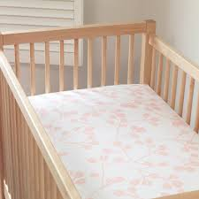 organic mattress crib juniper organic light pink crib sheets unison