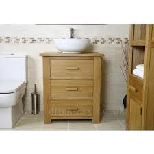 Oak Bathroom Cabinets by Oak Bathroom Vanity Units Click Oak