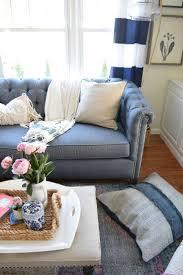 Denim Slipcover Sofa by Chunyouyy Com