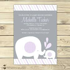 purple elephant baby shower decorations purple baby shower invitations mounttaishan info