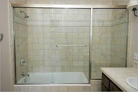 shower doors without bottom track unique frameless sliding