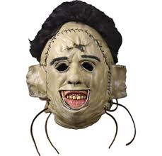 leatherface mask leatherface mask the chain saw party city