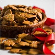 latvian spice cookies they are chock full of cinnamon and nutmeg