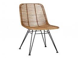 chaises alin a chaise chaise osier awesome chaises en rotin tressé