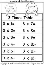 32 best multiplication worksheets images on pinterest free