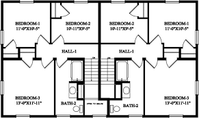 7 Bedroom Floor Plans 18 Top Photos Ideas For 4 Bedroom Duplex Plans Building Plans