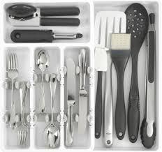 creative kitchen utensil storage ideas silverware holder