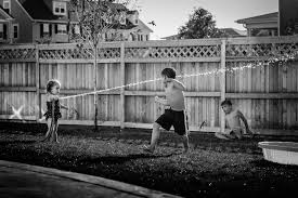 documentary family photo session family of five denver family
