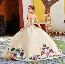 mexican wedding dress mexican 15 dresses 4525