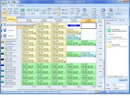 hotel employee shift schedule software
