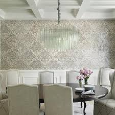 dining room wallpaper ideas black and white dining room ceiling wallpaper design ideas